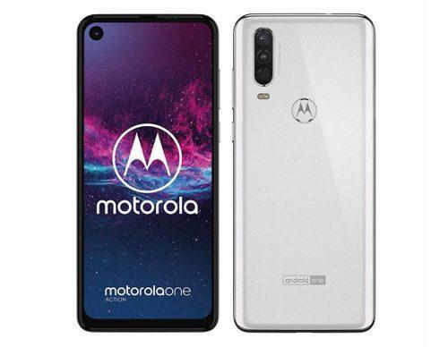 Motorola One Action Triple Camara 128gb Nfc Garantia 1 Año