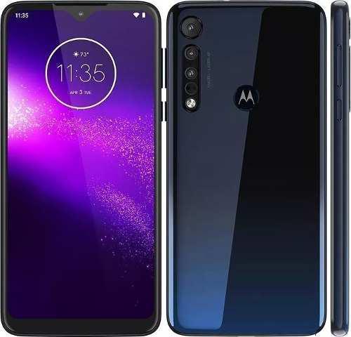 Motorola One Macro 64gb Triple Cam 13/2/2mp Huella Ram4gb 4g