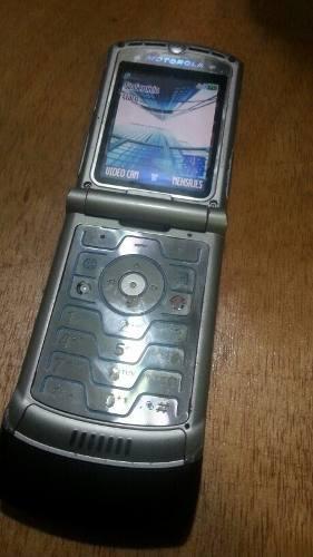 Motorola V3 Black Leer Bien Descripción