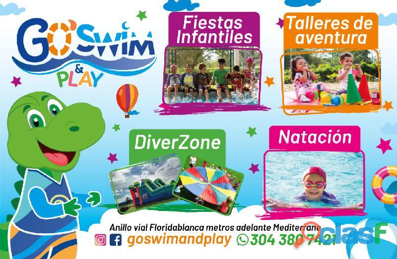 DiverZone, juegos para niños sábado en la tarde