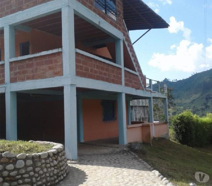 Casa campestre en venta - Jardín Antioquia