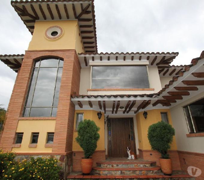 Casa campestre en venta- Llano Grande