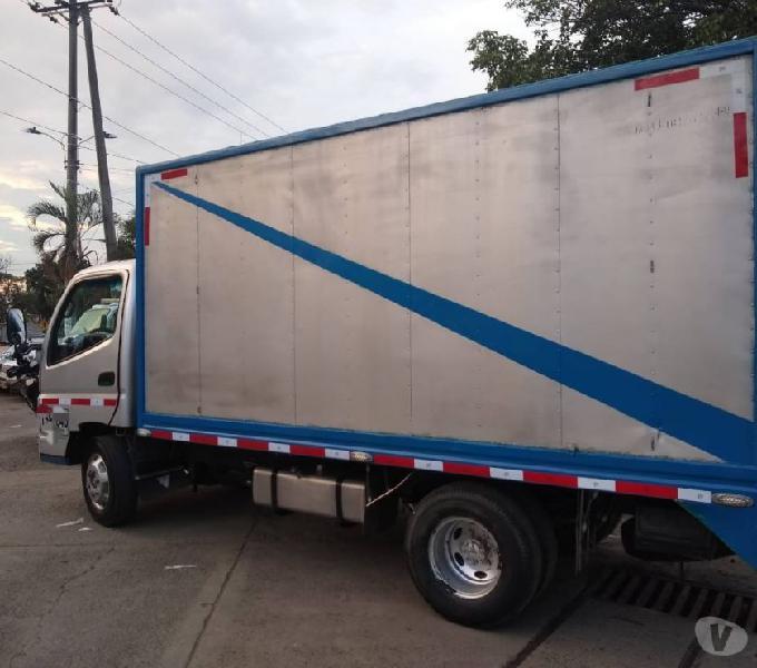 Vendo furgon foton