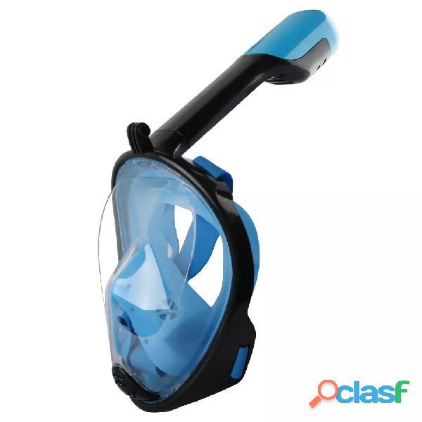 Snorkel completo. Antifugas 3
