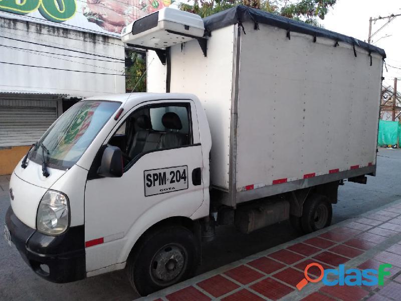 Vendo KIA 3000 camión furgón aislado modelo2011 BUEN ESTADO