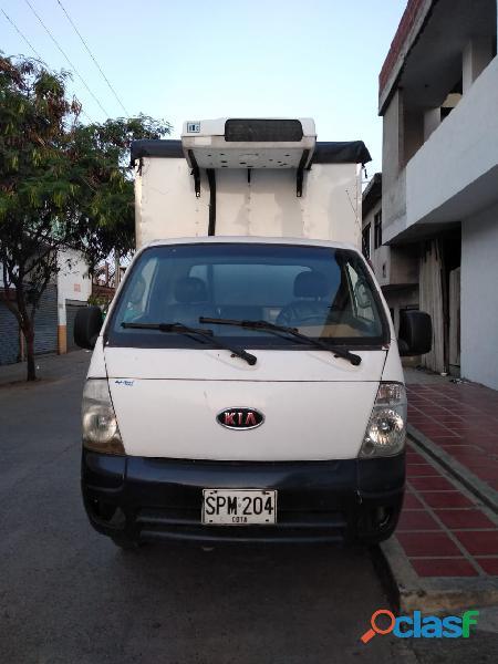 Vendo KIA 3000 camión furgón aislado modelo2011 BUEN ESTADO 1