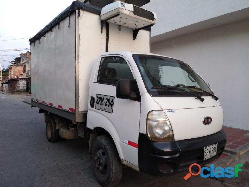 Vendo KIA 3000 camión furgón aislado modelo2011 BUEN ESTADO 2