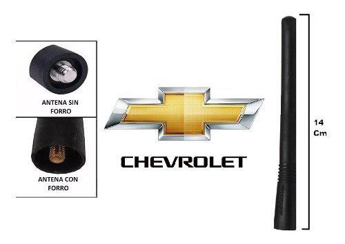 Antena 14 Cm Para Chevrolet Spark-gt Envio Gratis!