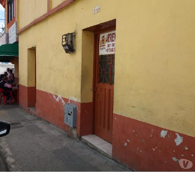 Arriendo Apartamento Barrio 20 de Julio