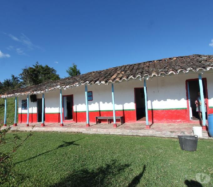 Finca en venta San Vicente, vereda Ovejas