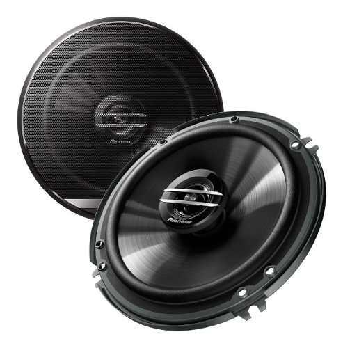 Par Parlantes Carro 16cm 2 Vias, 300 Watts Pioneer Ts-g1620f