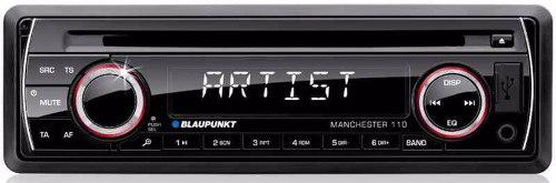 Radio Blaupunkt Manchester 110 Cd Usb Aux Sd Control