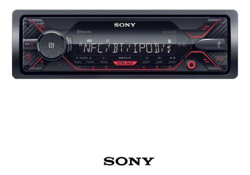 Radio carro receptor multimedia bluetooth sony dsx-a410bt