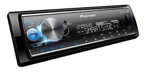 Radio para carro pioneer mvh-x700bt bluetooth® mixtrax usb