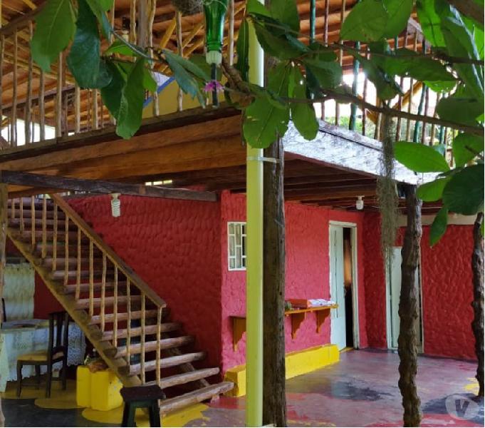 Vendo cabaña en San Rafael- Antioquia