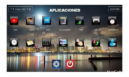 Videos + Igo8 +extras Media Nav 4.1.0- 4.0.5- 4.0.3 Natsoft