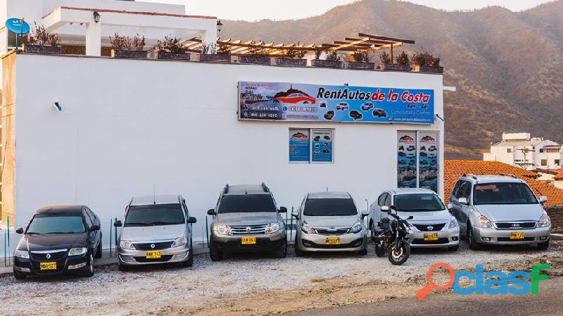 Alquiler de coches santa marta