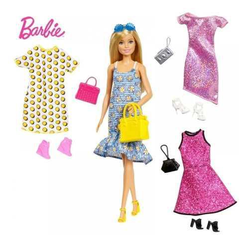 Barbie Accesorios Y Complementos Ropa Niña Muñeca Original