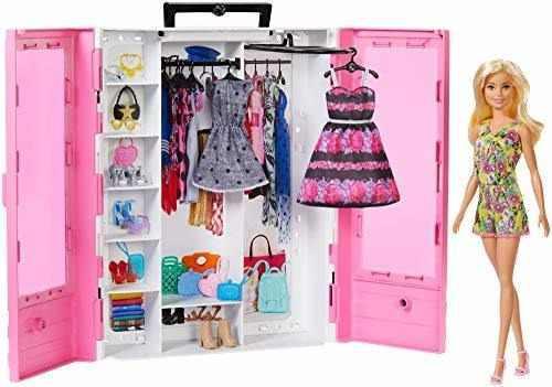 Barbie fashionistas última muñeca de armario y accesorios