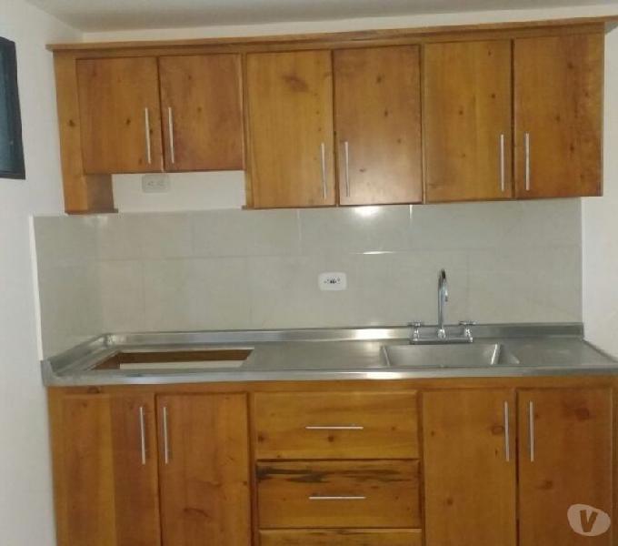 Hermoso apartamento ubicado a 2 cuadras y media del parque p