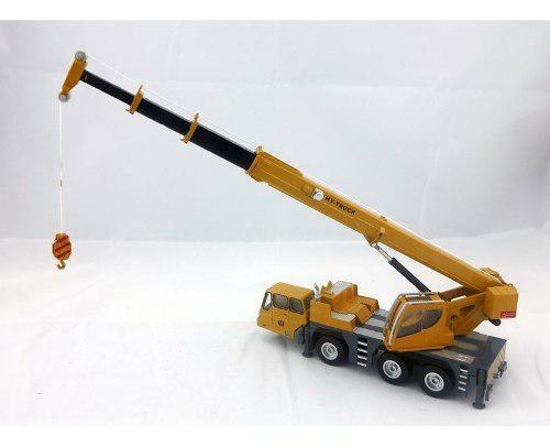 Maquinaria Telescópica Doble Cabina 1/50 Hy Truck Liebherr