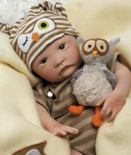 Muñeca realista reborn de paradise galleries bebé