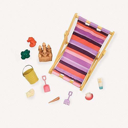 Set De Accesorios De Playa Para 18 Muñecas Nuestro Dia De