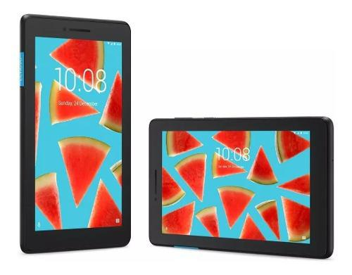 Tablet Lenovo Tab E7 Tb-7104f Wifi Negra 8gb Quad Core