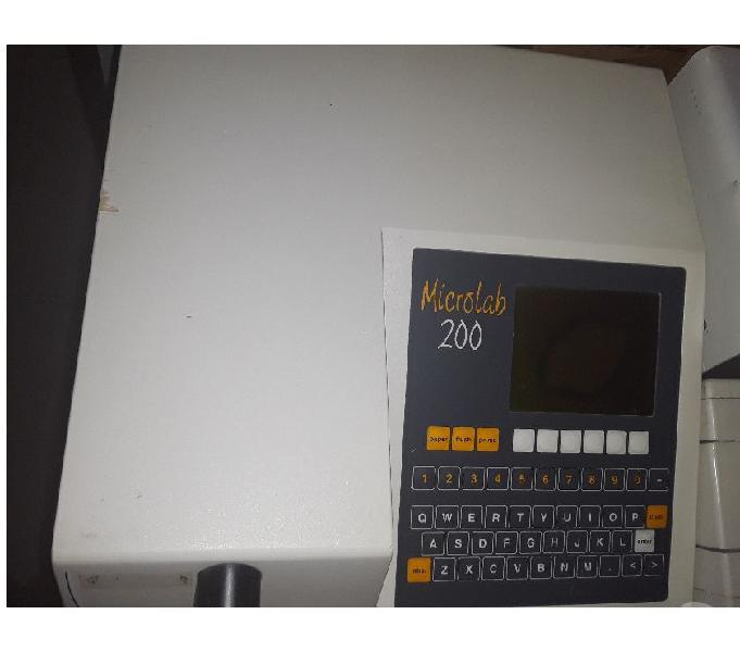 Analizador de Química Espectrofotometro para Repuestos