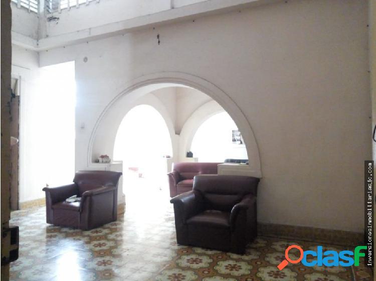 Venta casa-lote central armenia q.