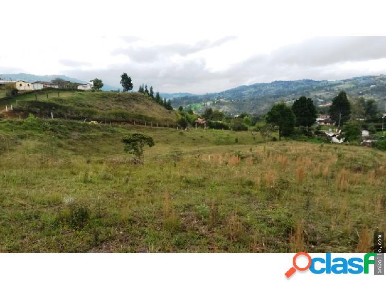 Vendo lote rural via la pastorcita romeral