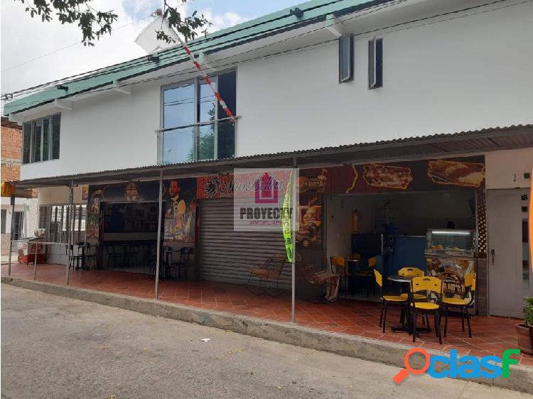 Venta casa comercial locales en los patios centro