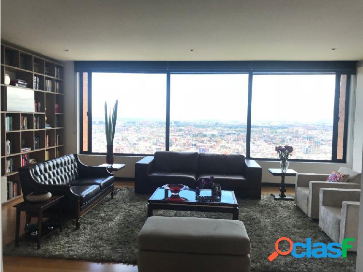 Apartamento en venta, chapinero alto, bogota