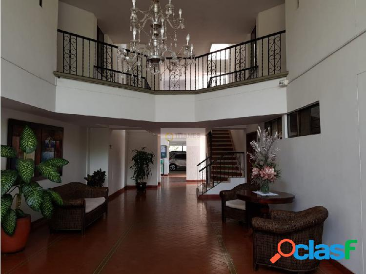 Vendo apartamento en edificio barrio refugio (cj)