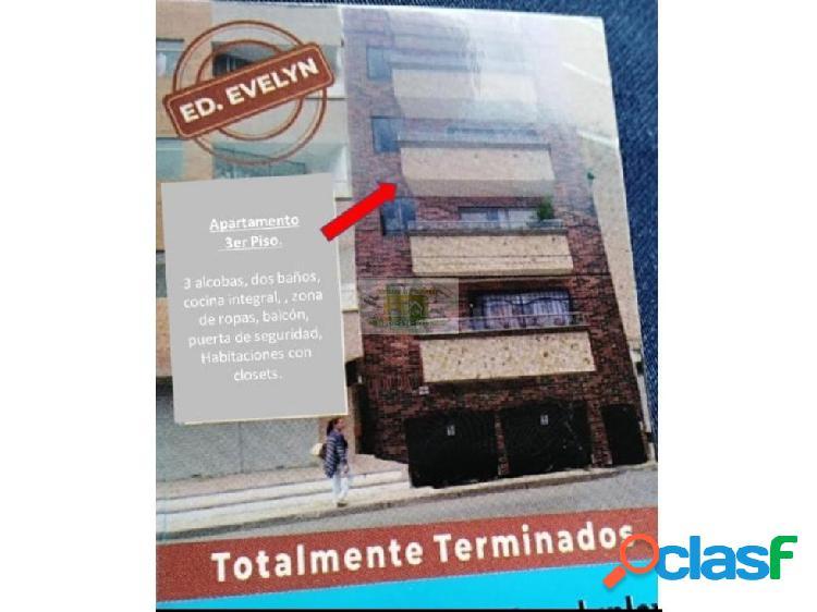 Apartamento 3er piso san pio itagui