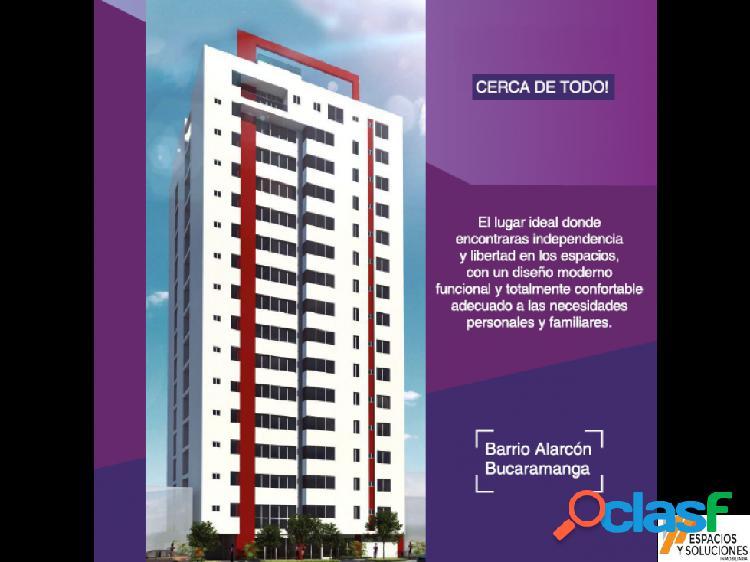 Apartamentos en venta bucaramanga – barrio alarcon
