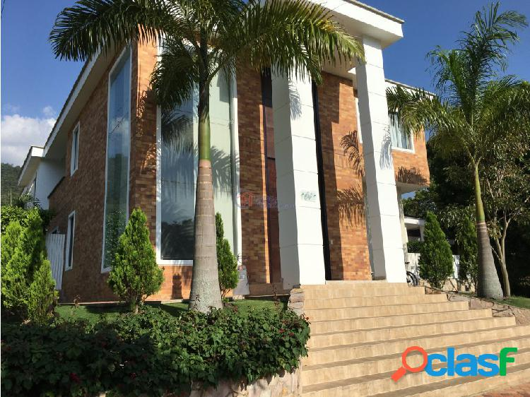 Casa campestre terrazas de menzuly floridablanca