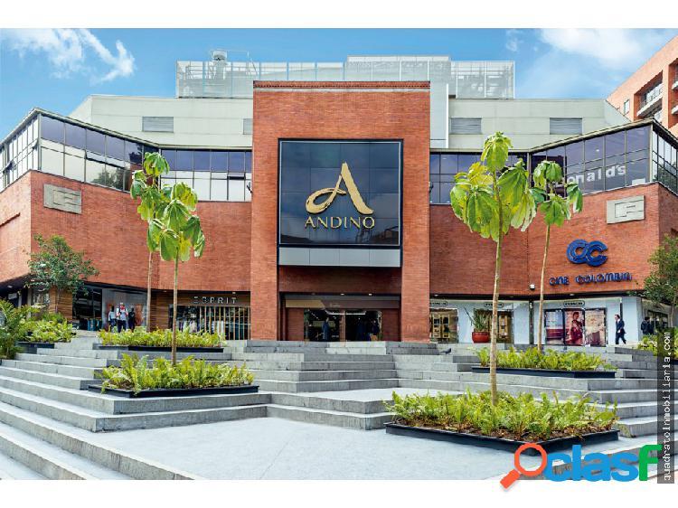 Arriendo local centro comercial andino, bgta.