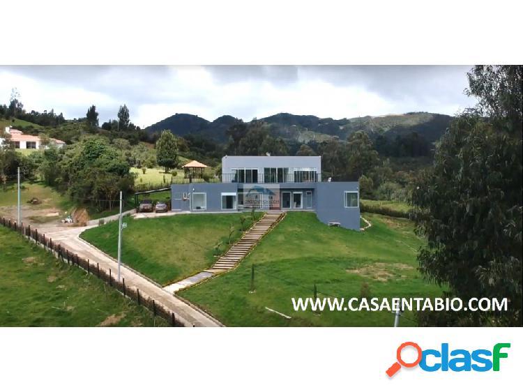 Vendo Espectacular Casa en Tabio Rio Frio Oriental