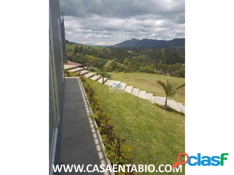 Vendo Espectacular Casa en Tabio Rio Frio Oriental 3