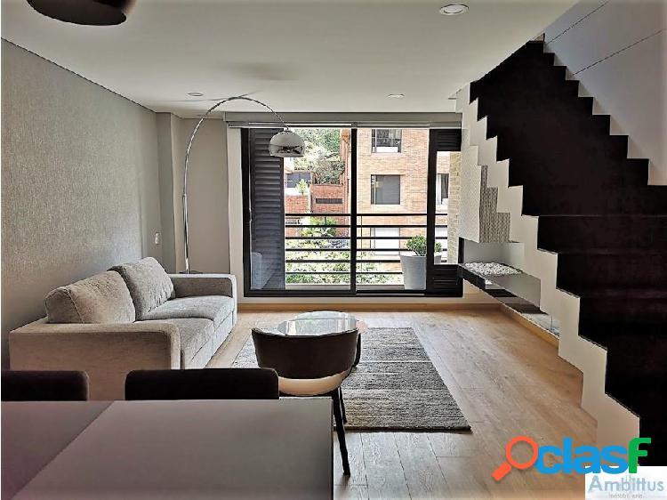 Apartamento duplex nuevo en los rosales