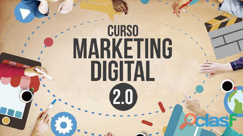 Master class en marketing digital