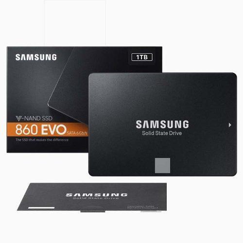 Disco Duro Ssd - Samsung 860 Evo - 1tb