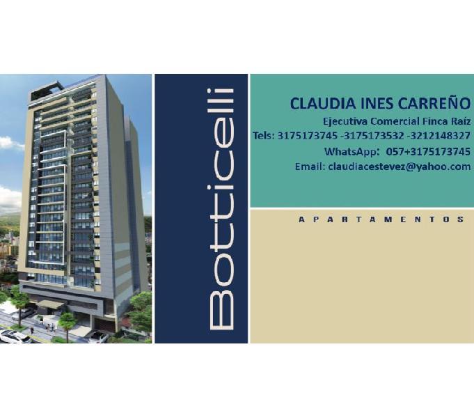 Proyecto boticelli venta de apartamentos