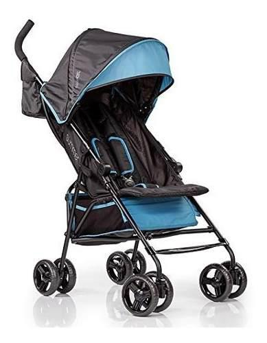Summer infant 3dmini convenience black coche paseador bebe