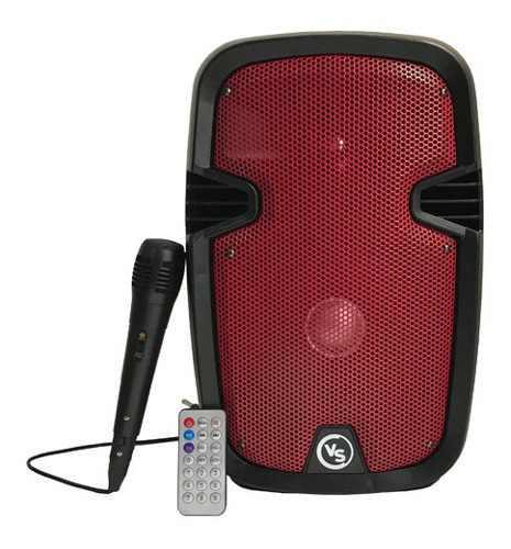 Cabina activa bluetooth marca sonivox, parlante amplificador
