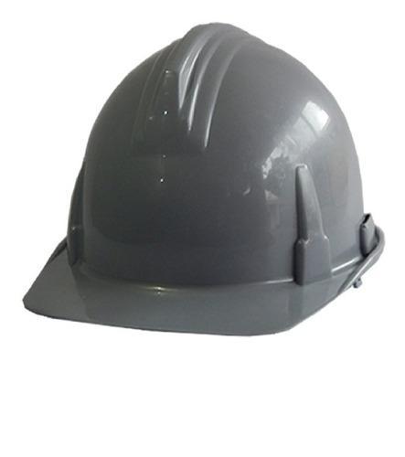 Casco de seguridad economico marca armadura tipo industrial