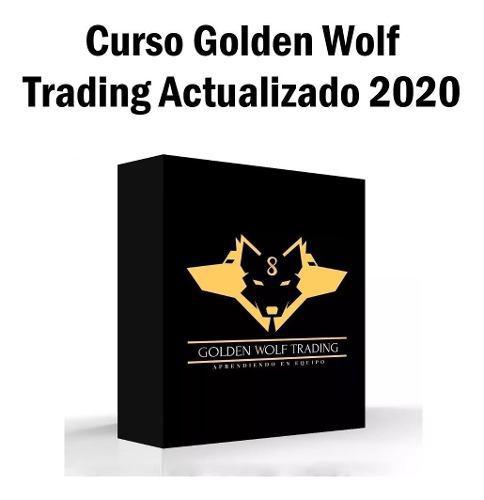 Curso golden wolf trading + seminarios + clases 2020 22gb