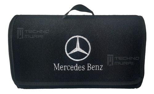 Maletin kit carretera bordado de punto marca mercedes benz