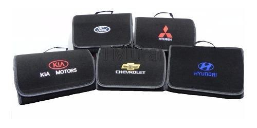 Maletin kit carretera con bordado de punto marcas originales
